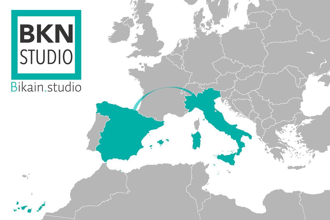 Nueva oficina en Milan
