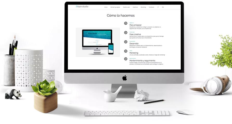Diseño web en Bilbao, una propuesta de 10