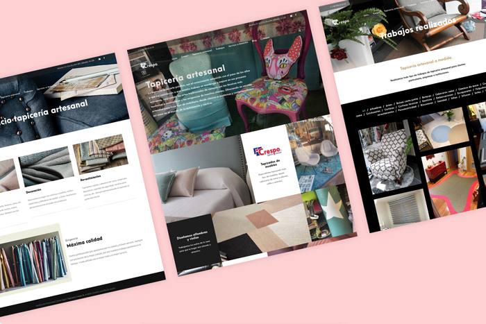 Diseño web Artesanos